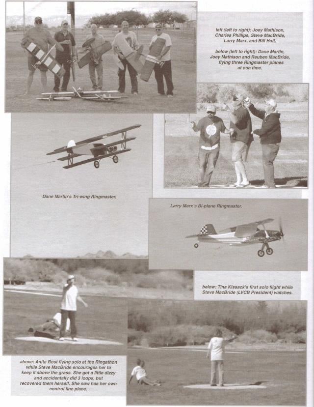1st Quarter Control Line World Magazine 110910