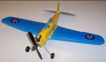 The infamous Cox PT-19 Control Line Trainer Pt1910