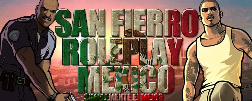 [Rol] SFRP Mexico Logo710