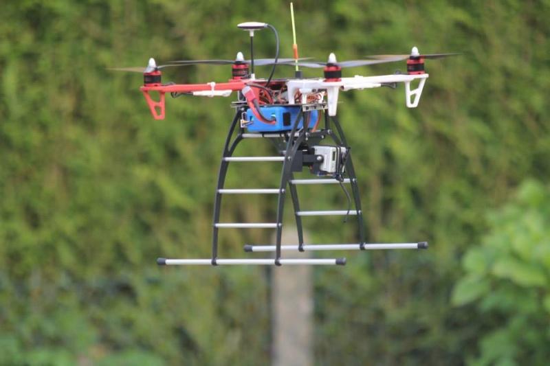 Quelques vidéo agricole vue du drone  9046_110