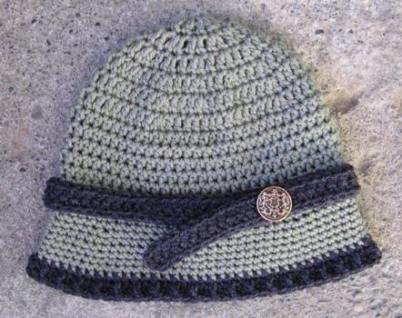 قبعات كروشي جميلة 19753010