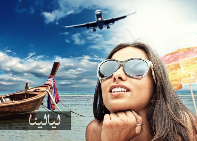 اختبري نفسك : هل انت مدمنة على السفر؟ 52372e10