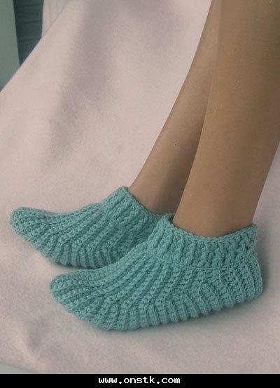 احذية كروشي روووووووووووعة 58713910