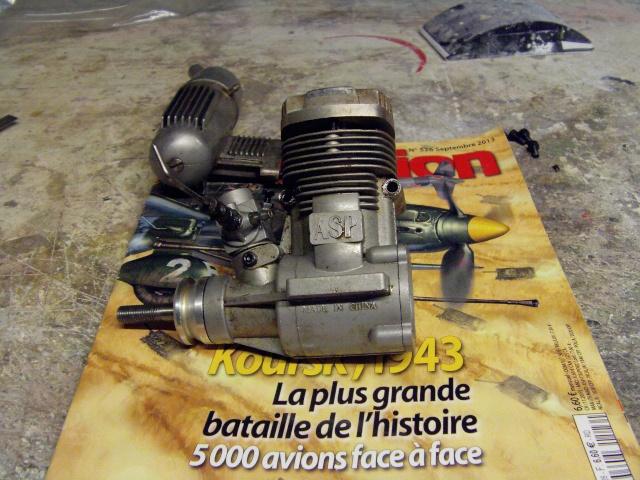 Démontage et révision des moteurs, ASP 61, OS MAX 46, OS 50; Imag0170
