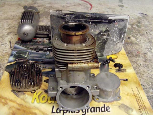 Démontage et révision des moteurs, ASP 61, OS MAX 46, OS 50; Imag0174