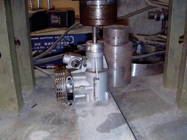 Démontage et révision des moteurs, ASP 61, OS MAX 46, OS 50; Imag0177