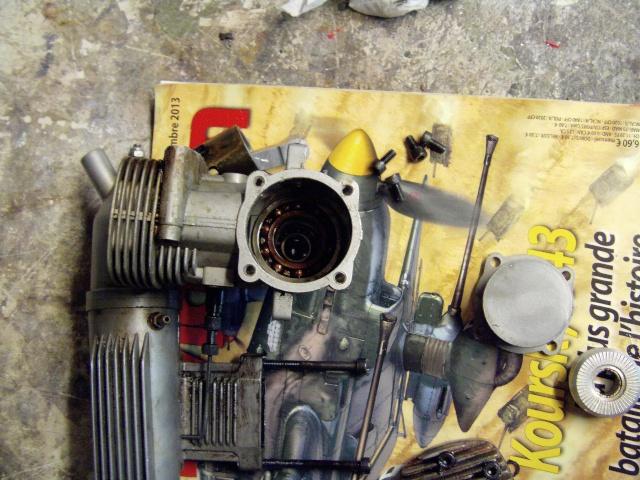 Démontage et révision des moteurs, ASP 61, OS MAX 46, OS 50; Imag0178
