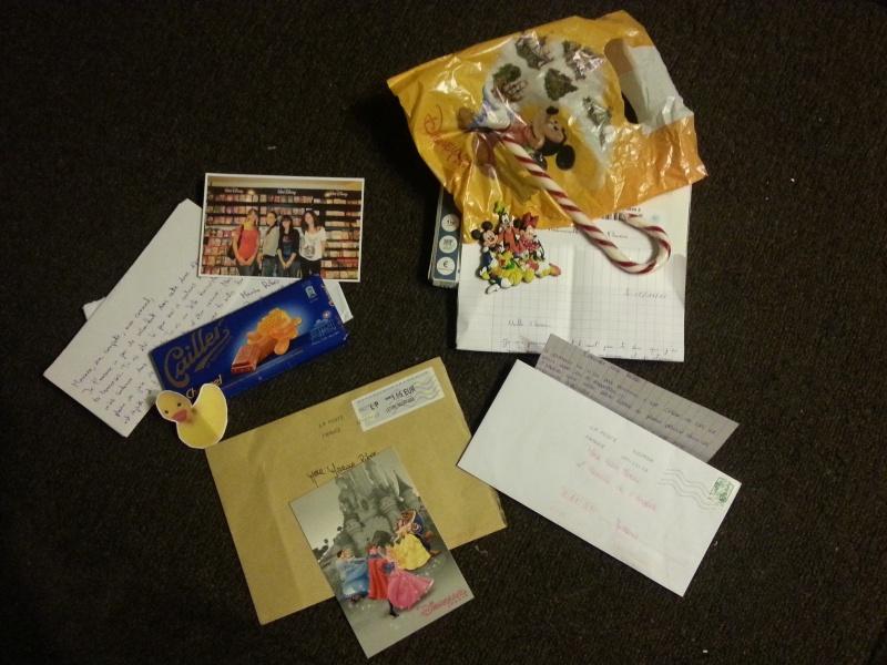 Merci DFC, merci à vous les amis ! ♥ 20131112