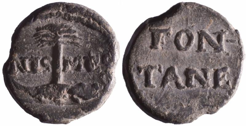 Les plombs de soyeux de Nîmes. D90310