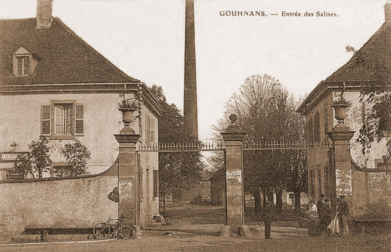 Dt:70 Haute Saône Salines de Gouhenans Gouhen10