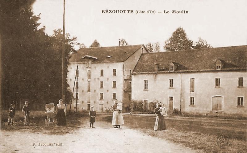 Les plombs de minoterie Moulin13