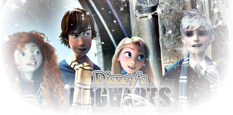 Disney's - Hogwarts