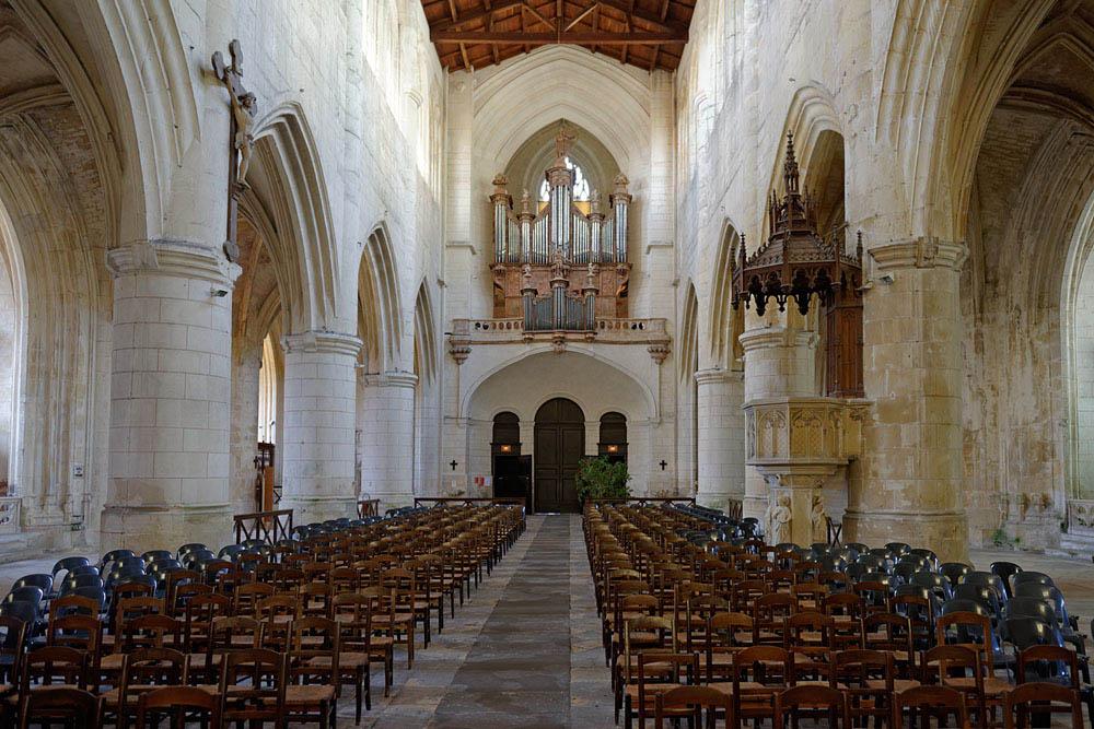 Cathédrale Saint-Pierre de Saintes [Ourry - Glockner - Sévère] 1627 -1985 Dsc_0010