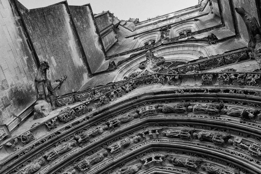 Cathédrale Saint-Pierre de Saintes [Ourry - Glockner - Sévère] 1627 -1985 Dsc_0110