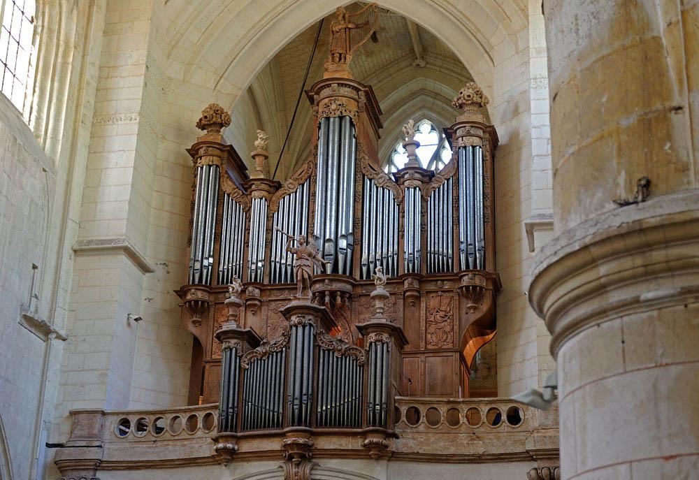Cathédrale Saint-Pierre de Saintes [Ourry - Glockner - Sévère] 1627 -1985 Dsc_0111