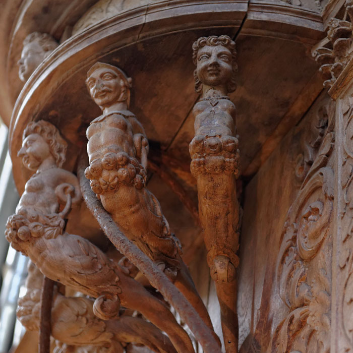 Cathédrale Saint-Pierre de Saintes [Ourry - Glockner - Sévère] 1627 -1985 Dsc_0112