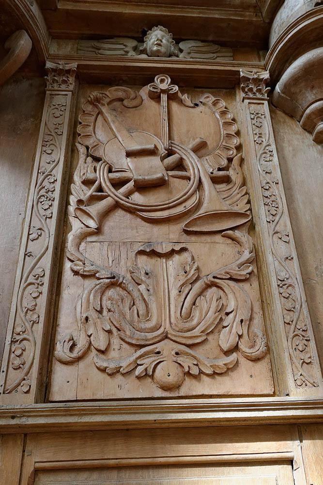 Cathédrale Saint-Pierre de Saintes [Ourry - Glockner - Sévère] 1627 -1985 Dsc_0113