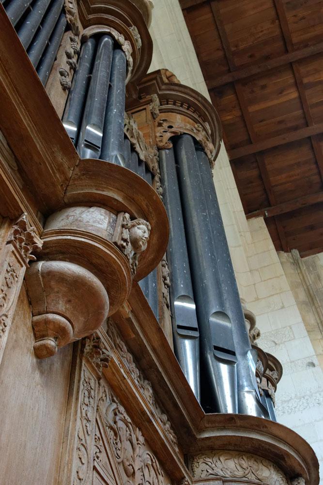 Cathédrale Saint-Pierre de Saintes [Ourry - Glockner - Sévère] 1627 -1985 Dsc_0116