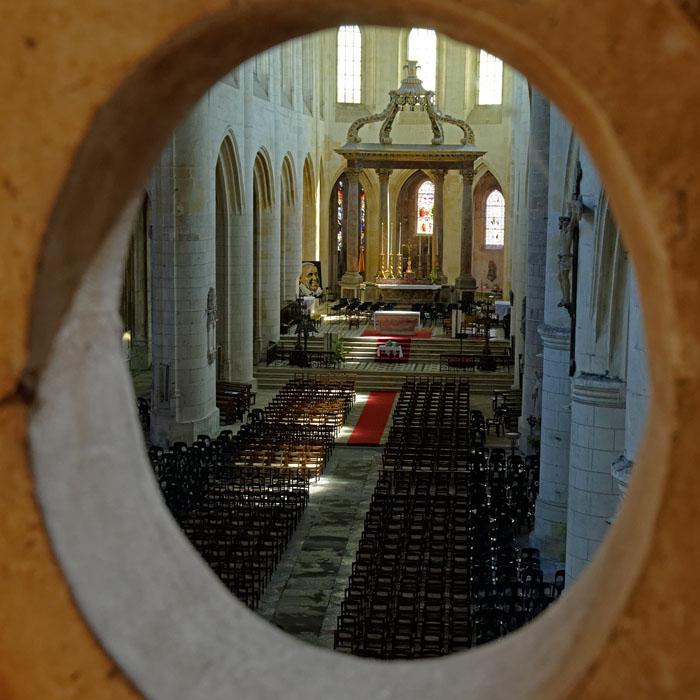 Cathédrale Saint-Pierre de Saintes [Ourry - Glockner - Sévère] 1627 -1985 Dsc_0125