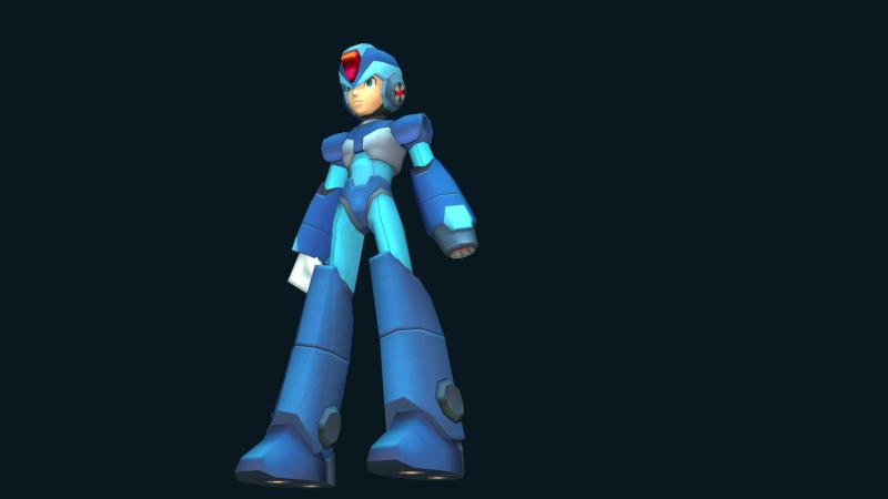 [discussion] Megaman de Nintendo (en images) Megama10