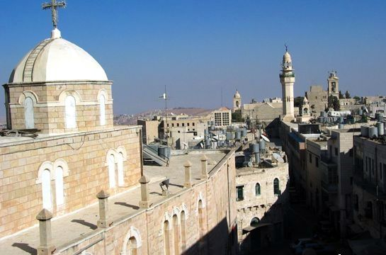 شبكة سوريا ولبنان وفلسطين الاعلامية Beirut, Damascus and Jerusalem