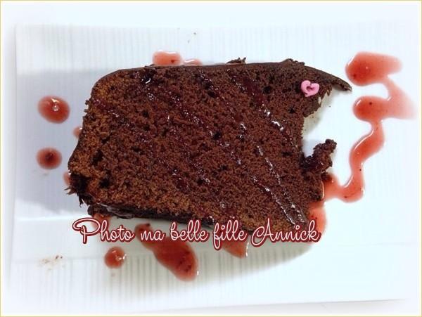 Gâteau au chocolat Devil's Food Cake Ei73am10