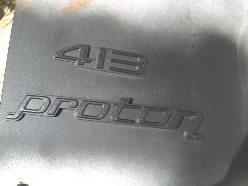 Proton 413 GLSi 1996 Histoire et Restauration. Pict0012