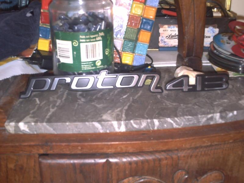 Proton 413 GLSi 1996 Histoire et Restauration. Pict0110