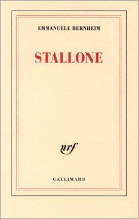 [Bernheim, Emmanuèle] Stallone Stallo10