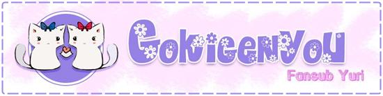 [Gokigenyou] Diário de Lançamento Goki10