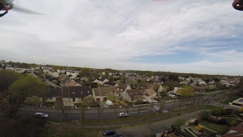 [DRONE] Ma ville vue du ciel 13964410