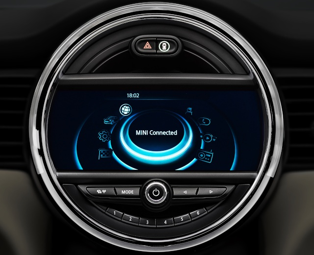 The new MINI driver assist systems P9013516