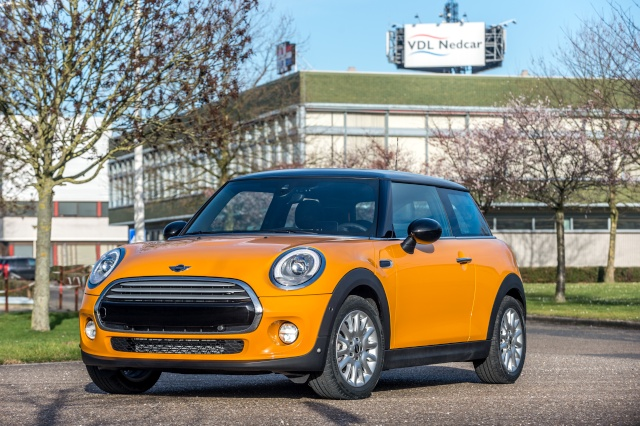 BMW Group to build new MINI Hatch also at VDL Nedcar P9014310