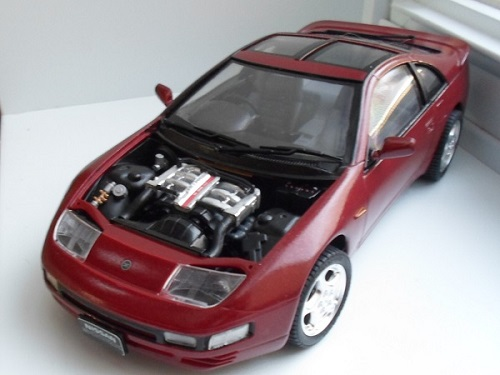 Nissan 300ZX  211