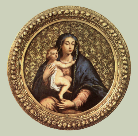 The Blessed Virgin Mary in Art 7910