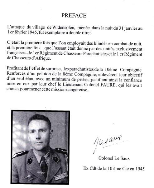 1er RCP 1945 Bataille d'Alsace Le_sau10