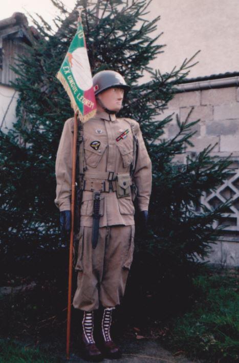 1er RCP 1945 Bataille d'Alsace Mann10