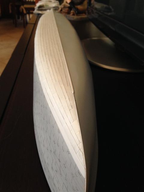 titanic - Rifacimento scafo Titanic Hachette 2012 - Pagina 16 Ultim185