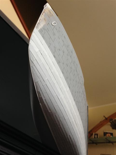 titanic - Rifacimento scafo Titanic Hachette 2012 - Pagina 16 Ultim198