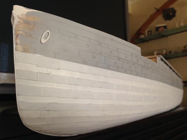 titanic - Rifacimento scafo Titanic Hachette 2012 - Pagina 16 Ultim201