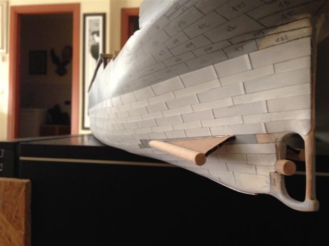 titanic - Rifacimento scafo Titanic Hachette 2012 - Pagina 16 Ultim204