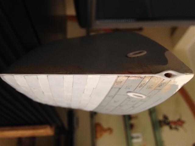 titanic - Rifacimento scafo Titanic Hachette 2012 - Pagina 16 Ultim208