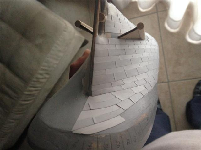 titanic - Rifacimento scafo Titanic Hachette 2012 - Pagina 17 Ultim218