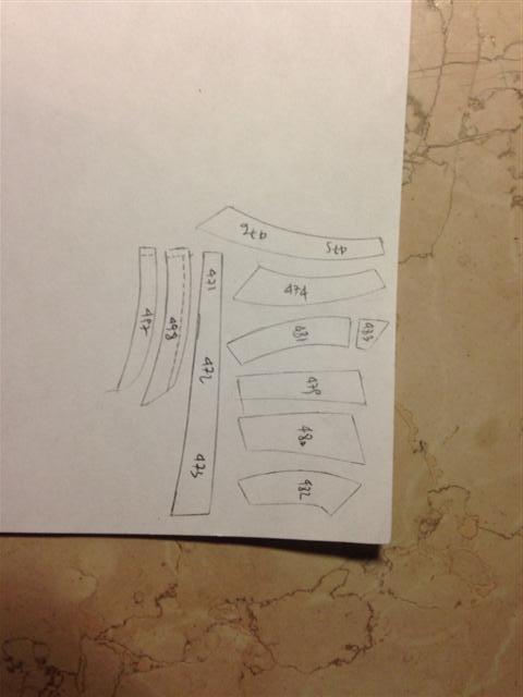 titanic - Rifacimento scafo Titanic Hachette 2012 - Pagina 17 Ultim219