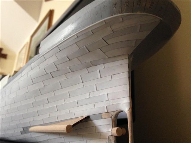 titanic - Rifacimento scafo Titanic Hachette 2012 - Pagina 17 Ultim222