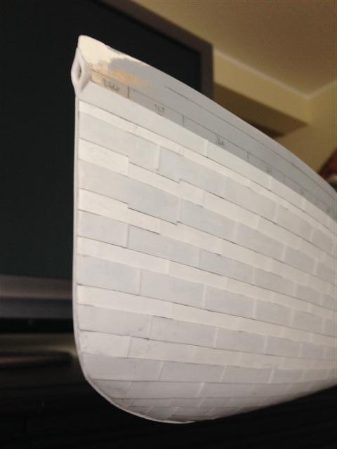 titanic - Rifacimento scafo Titanic Hachette 2012 - Pagina 17 Ultim223