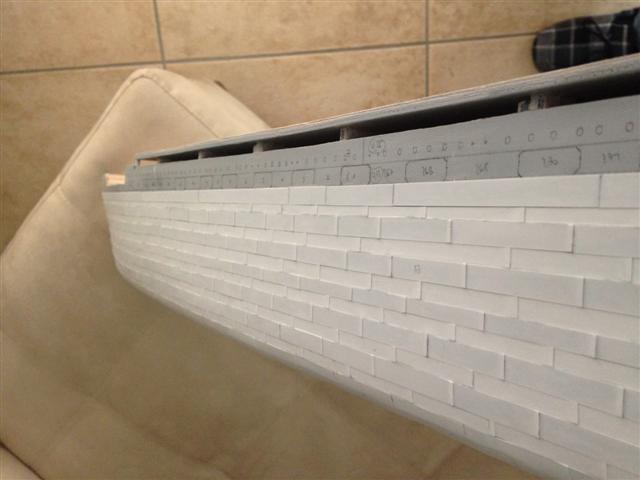 titanic - Rifacimento scafo Titanic Hachette 2012 - Pagina 17 Ultim226