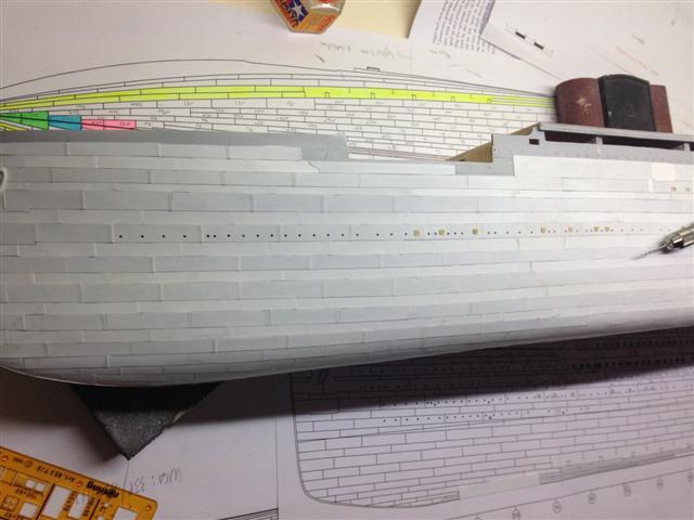 titanic - Rifacimento scafo Titanic Hachette 2012 - Pagina 18 Ultim237