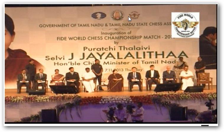 FIDE World Chess Championship 2013 / Сhennai , India 10111