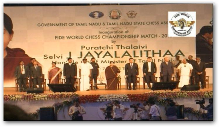 FIDE World Chess Championship 2013 / Сhennai , India 10211